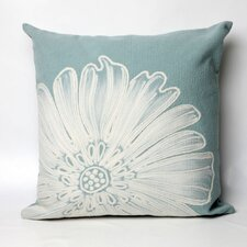 Antique Medallion Indoor/Outdoor Throw Pillow