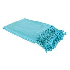 Pur Bamboo Velvet Throw