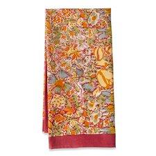 Jardine Red Yellow Tea Towel (Set of 3)