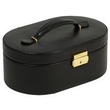 Heritage Oval Jewelry Box