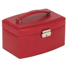 Heritage Medium Jewelry Box with Travel Case