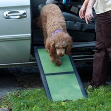"Travel Lite Bi-Fold Half 42"" Pet Ramp"