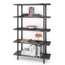 5 Tier Shelf 67.25'' Bookcase