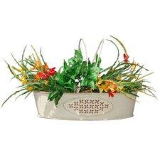 Barrington Oval Pot Planter