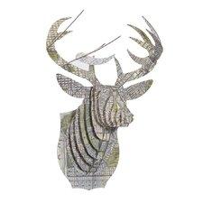 Bucky Deer Bust San Francisco Wall Décor