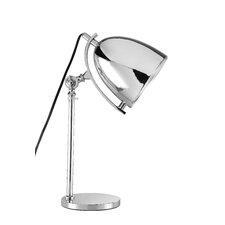 """Holly 21"""" H Table Lamp with Bowl Shade"""
