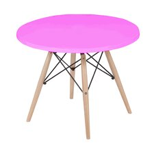 Daffy Kids Round Writing Table