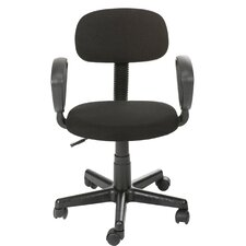 "15"" Mesh Office Task Chair with Arm"