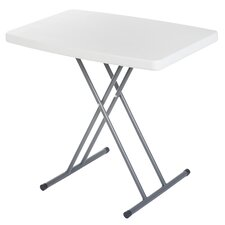 "30"" Adjustable Folding Table"