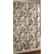 Blossom Batik Shower Curtain
