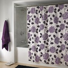 Fabulous Microfiber Shower Curtain