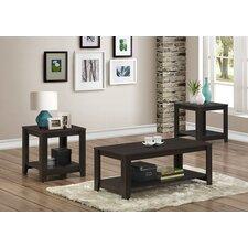 3 Piece Coffee Table Set