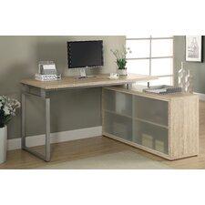 Kelsey L-Shaped Writing Desk