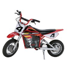 "Boy's 16"" Dirt Rocket MX500 High Performance Electric Motocross Bike"