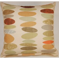 Kabuki Cotton Throw Pillow