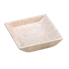 Marble Square Boat Tray