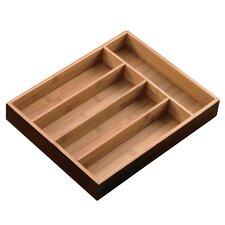 Bamboo Cutlery Tray (Set of 6)