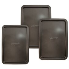 Classic 3 Piece Cookie Sheet Set