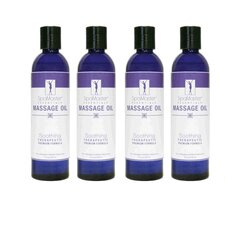 8 Oz Soothing Massage Oil (Set of 4)