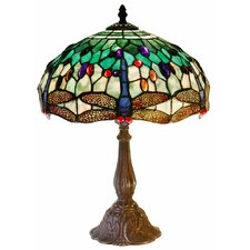 Daffney Table Lamp with Bowl Shade