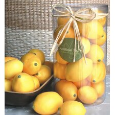 Decorative Lemons (Set of 12)