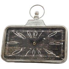 French Chic Garden Clock
