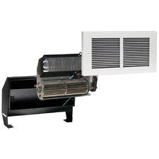 Register Series 1500 Watt Wall Insert Electric Fan Heater