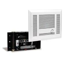 SL Series 2,500 Watt Wall Insert Electric Fan Heater