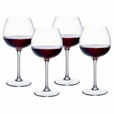 Purismo Full Bodied Red Wine Glass (Set of 4)