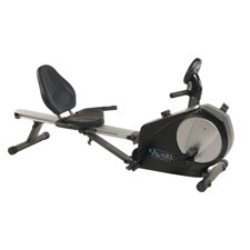 Rowing Machine with Recumbent