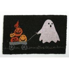 Halloween Pumpkin Parade Doormat