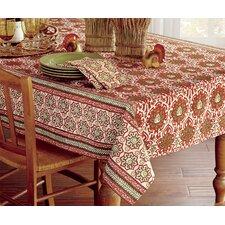 Masala Block Print Tablecloth