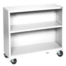 """Elite Series Mobile 30"""" Standard Bookcase"""