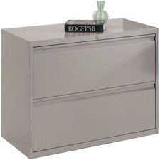 800 Series 2-Drawer Full Pull  File Cabinets