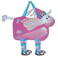 Kid's Plush Bags Fairy Princess Magical Tote Bag