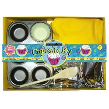 The Little Cook Mini Cupcake Kit