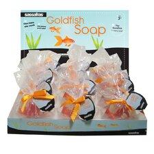 Goldfish Soap Display