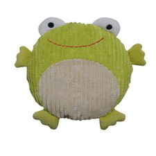 PJ Friends Frog Throw Pillow