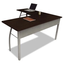 Trento Corner Writing Desk