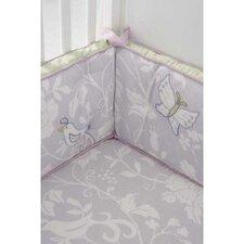 Bird of Paradise 3 Piece Crib Bedding Set