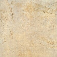 "18"" x 18"" Ceramic Field Tile in Beige"