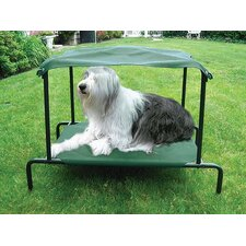 Elevated Breezy Bed™ Outdoor Dog