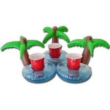 Palm Island Pool Cooler (Set of 3)