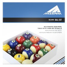 Gameroom Deluxe Billiard Ball Set