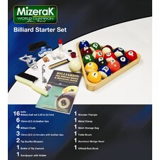 Billiard Starter Set