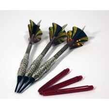 Double-In Dart Set with Soft Tip