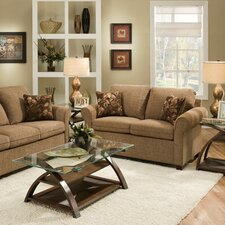 Santa Fe Full Hide A Bed Sleeper Loveseat