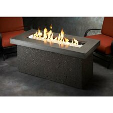 Key Largo Crystal Fire Pit with Base