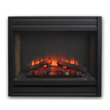 Louvre Front for Gallery Electric Led Built in Fireplace