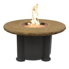 Colonial Fiberglass Propane Fire Pit Table